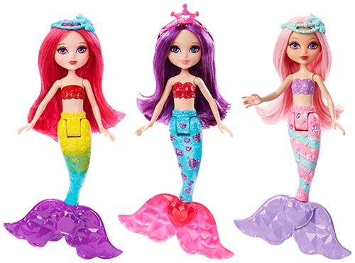 Кукла Mattel Маленькая русалочка цена и фото