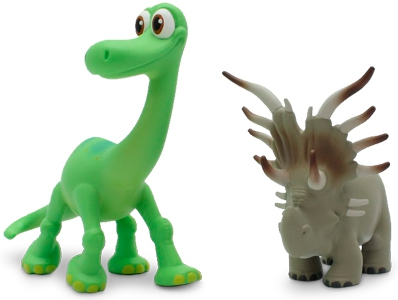Фигурки Good Dinosaur Good Dinosaur 2 шт. полуботинки the good dinosaur