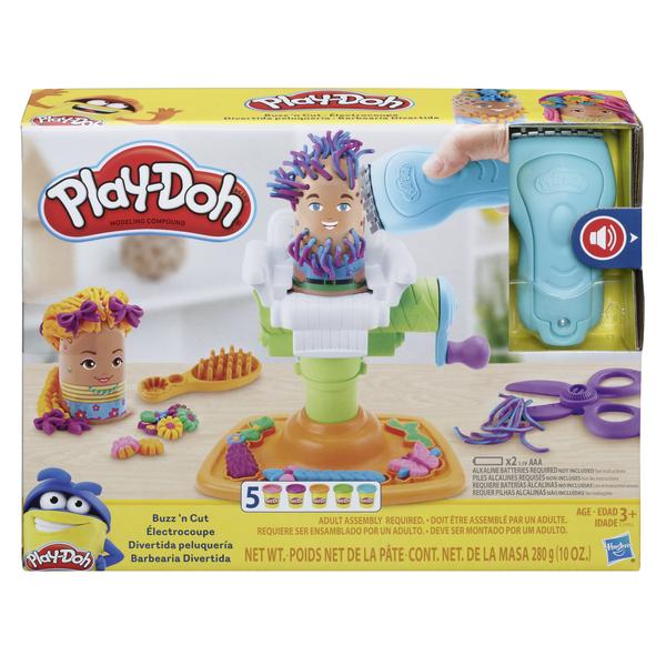 Пластилин и масса для лепки Play-Doh Сумасшедший парикмахер парикмахер для кошек