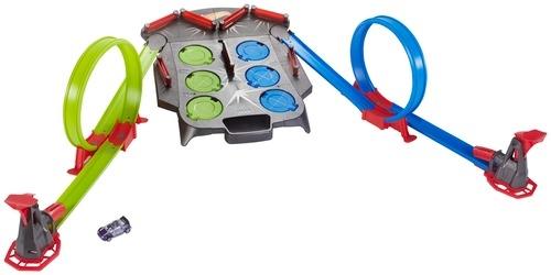 Игровой набор Hot Wheels Крученая Трасса FDF27 mattel hot wheels dwl01 игровой набор взрывная трасса