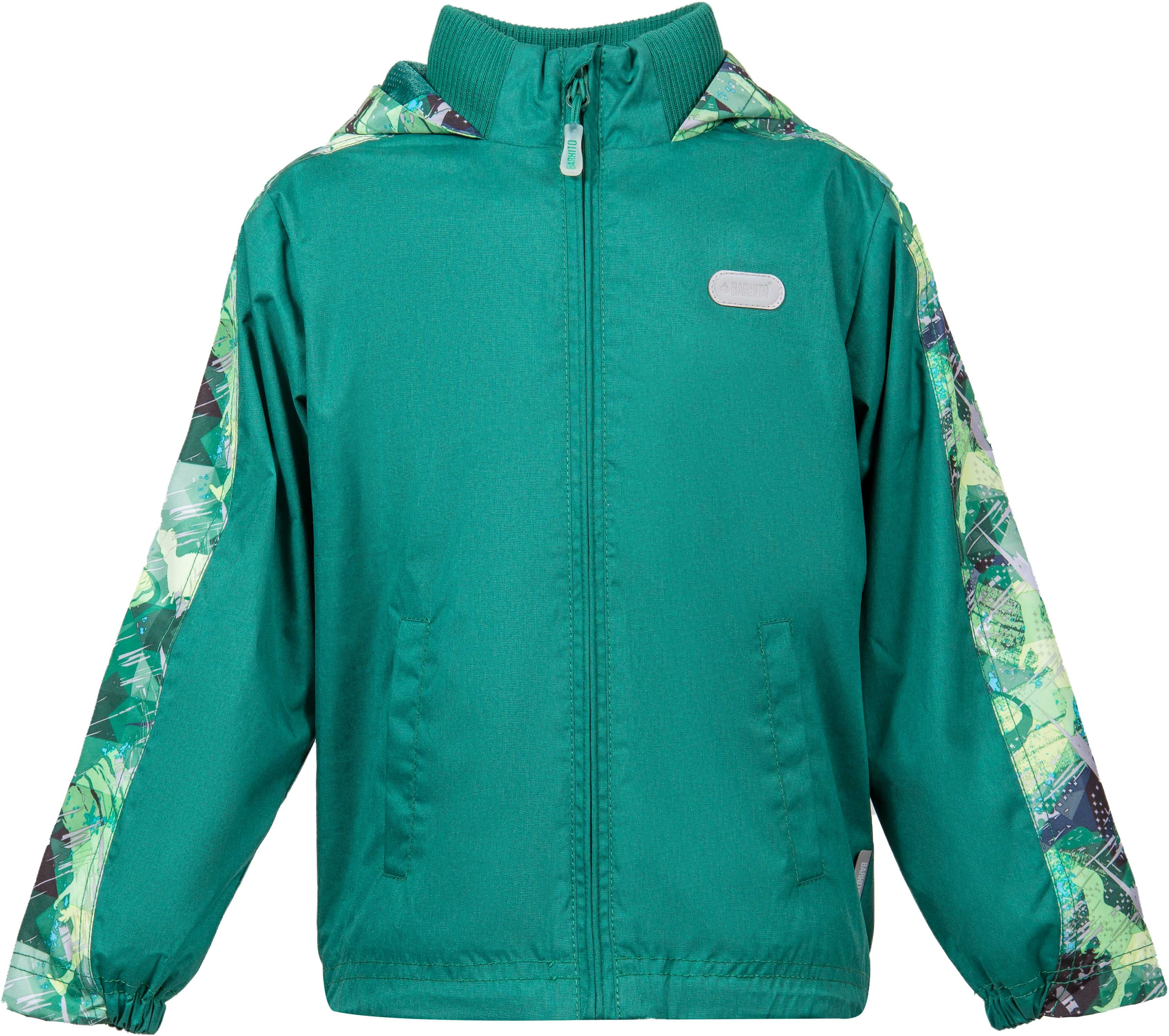 Куртка для мальчика Barkito Зеленая