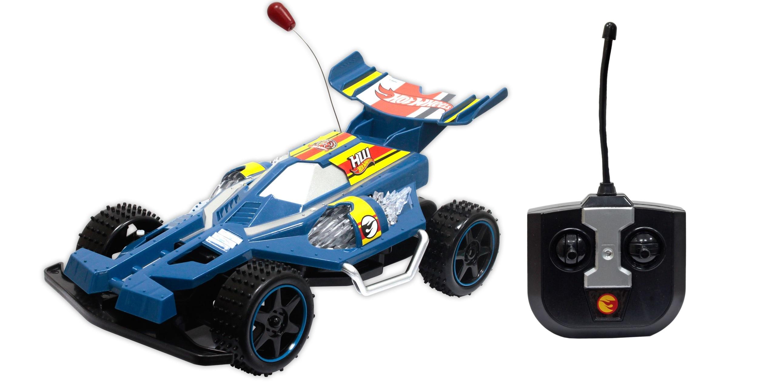 Машина 1toy Hot Wheels. Багги Т10977 багги big wheels на радиоуправлении hot wheels