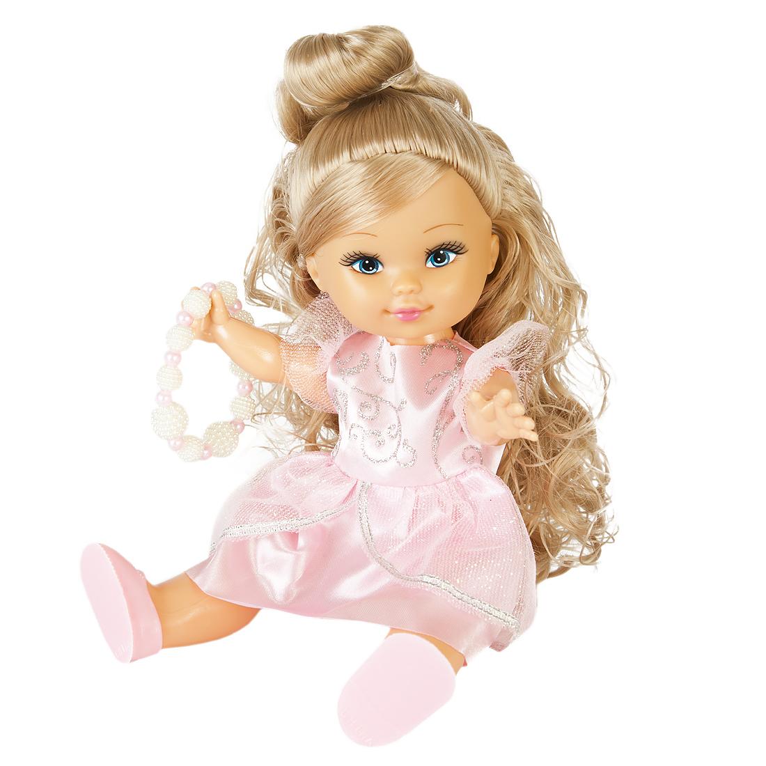 Другие куклы Mary Poppins Кукла Mary Poppins «Элиза. Маленькая леди» с браслетом 25 см цена