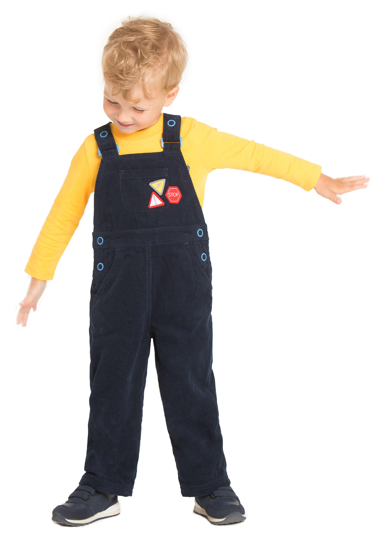 Полукомбинезон Barkito Дорожные работы полукомбинезон джинсовый для мальчика barkito деним