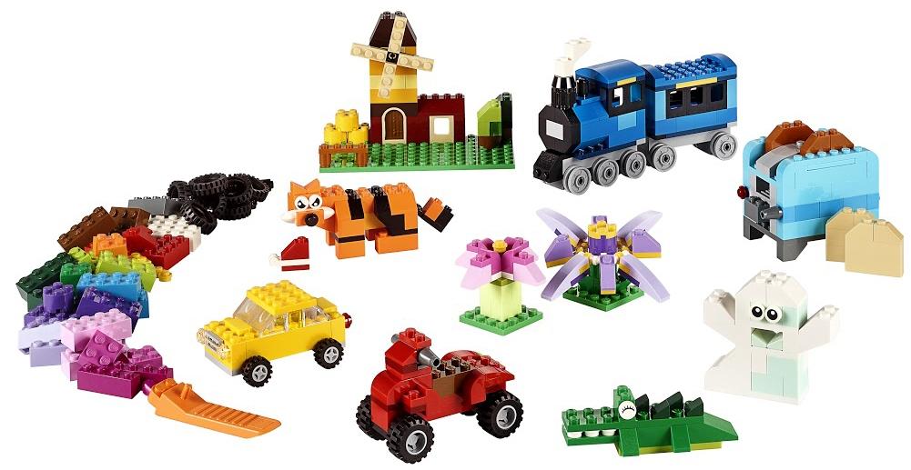 Купить LEGO, Classic Набор для творчества среднего размера, Венгрия