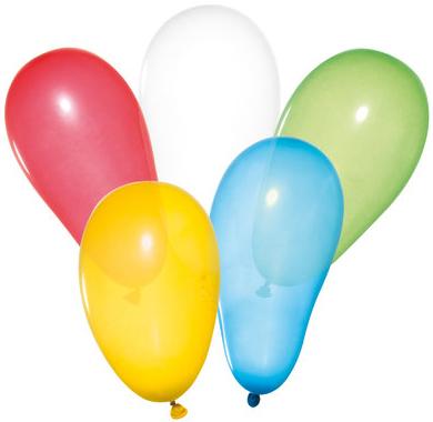 Воздушные шары Everts Набор воздушных шаров Everts «Водяные бомбочки» 20 шт. воздушные шары everts набор шариков 25 шт