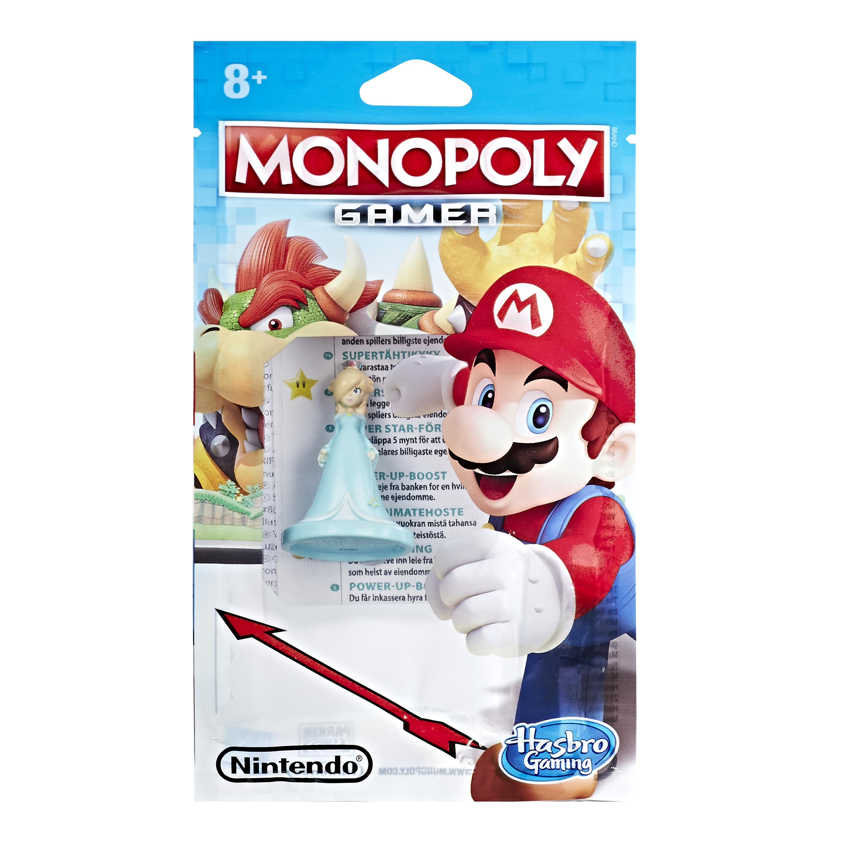 Развлекательные игры MONOPOLY Monopoly Геймер Дополнительные герои - Настольные игры