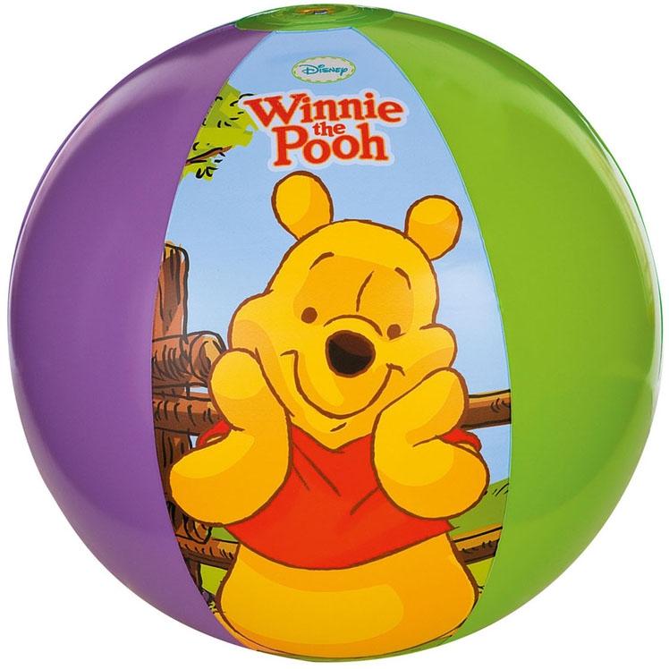 Мяч надувной INTEX Винни Пух 51 см цена
