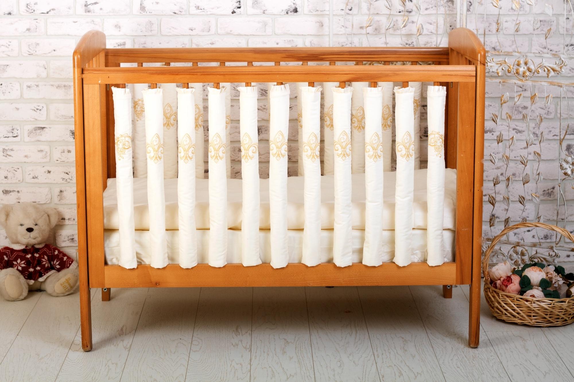 Аксессуары для кроваток Cloud factory Royal Baby 12 шт комплект фенс бамперов cloud factory 12 шт beauty balloons