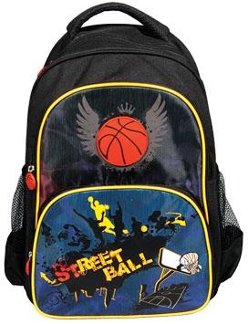 Рюкзаки и мешки для сменки Silwerhof школьный Street Ball школьные рюкзаки thorka школьный рюкзак mc neill любимый