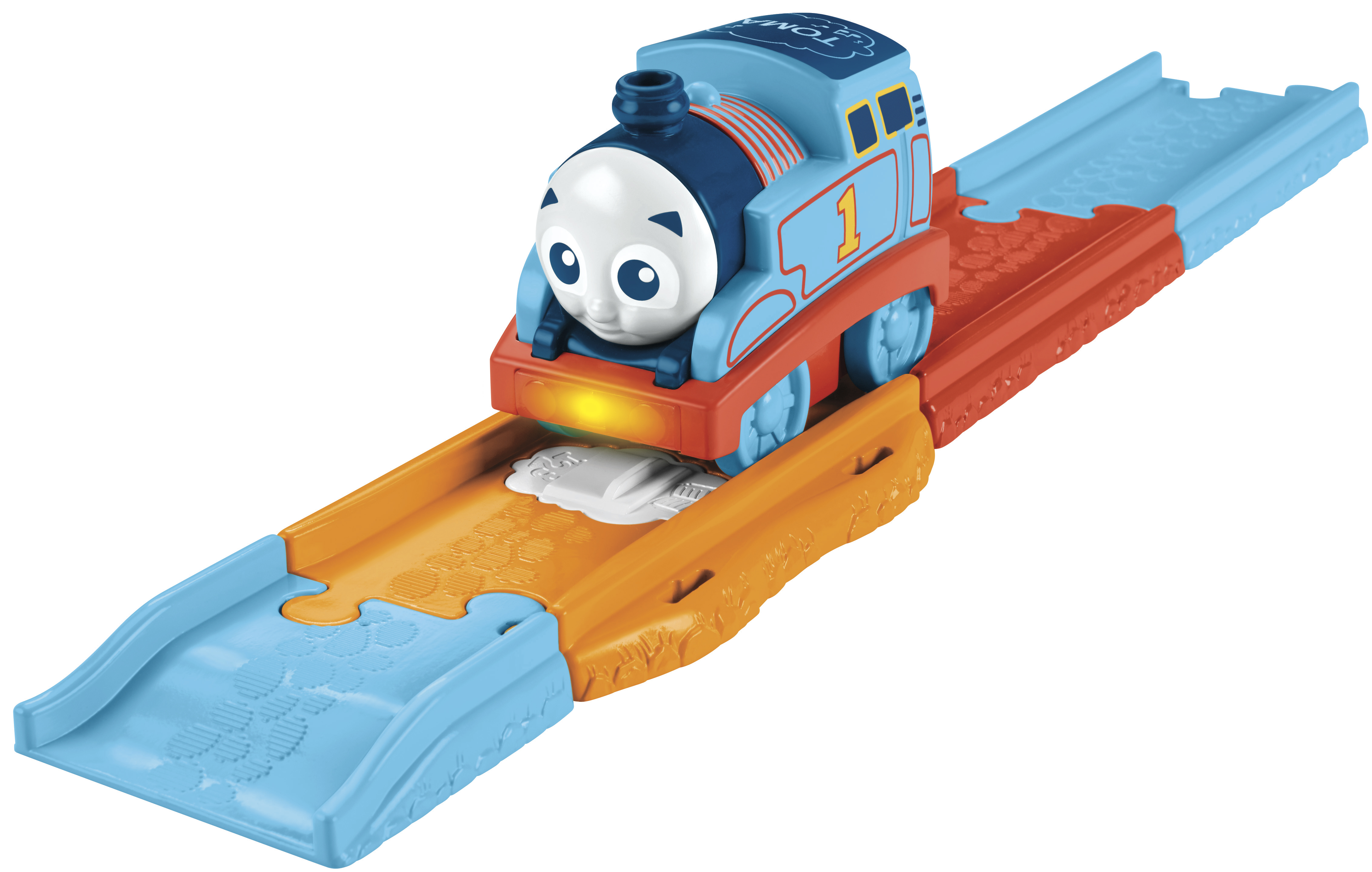Паровозик Fisher Price Thomas&Friends purr pals