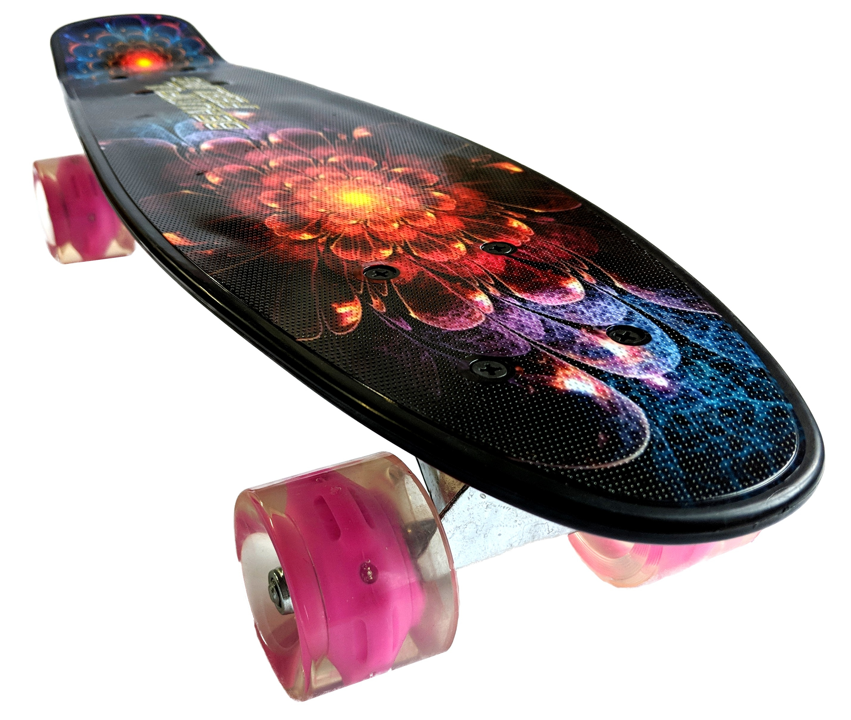 Скейтборд ASE-SPORT ASE-Tiny-print-1