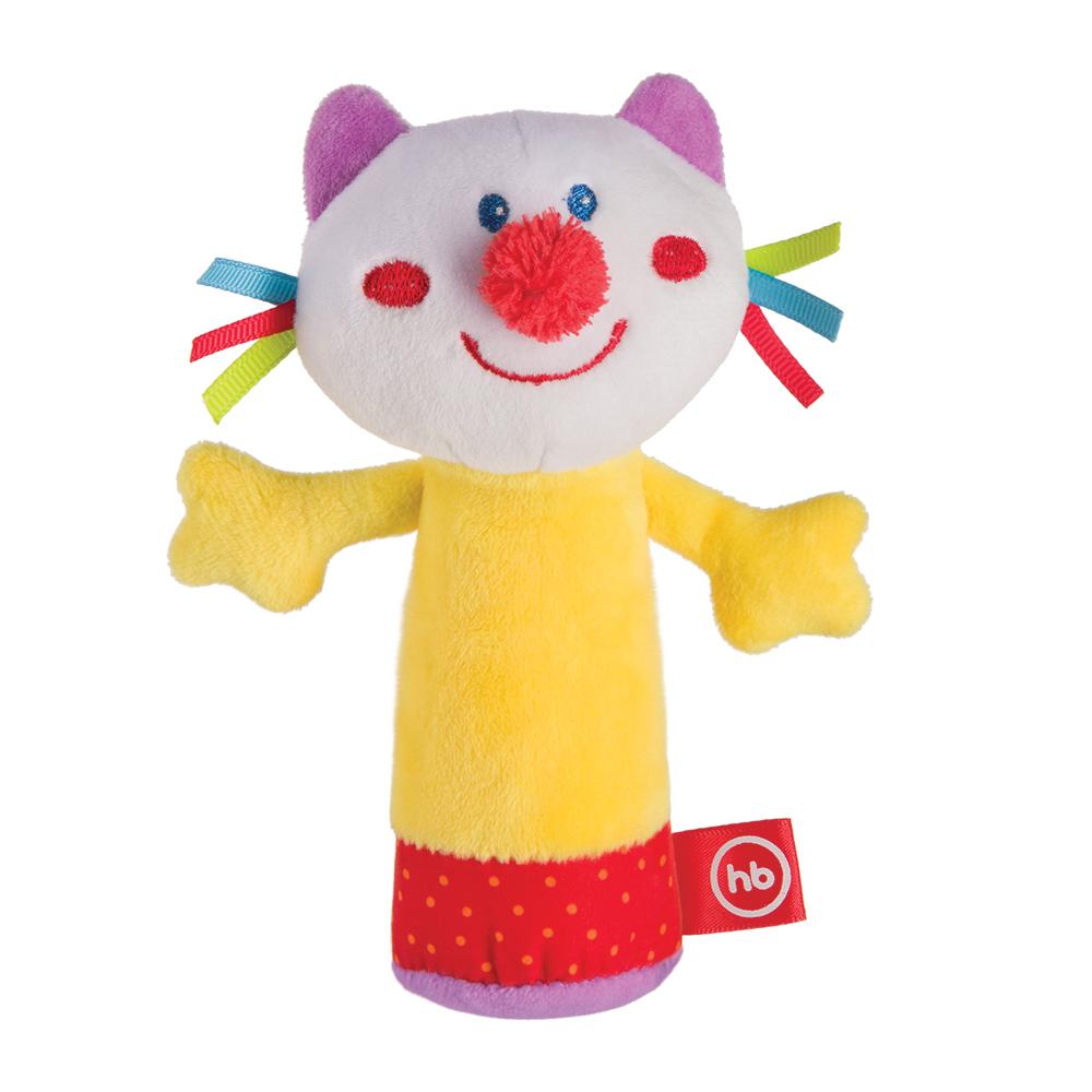 Развивающая игрушка Happy baby Cheepy Kitty