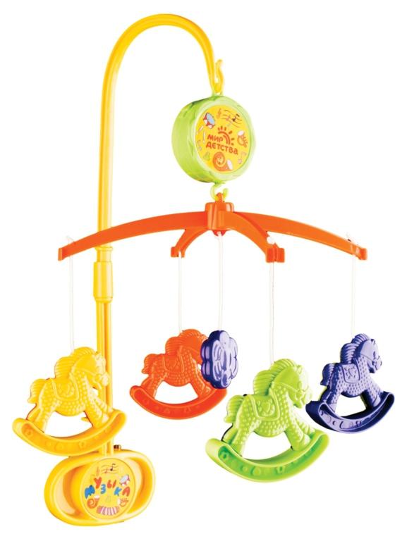 Купить Игрушка-мобиль, Лошадки, 1шт., Мир детства 21602л, Китай