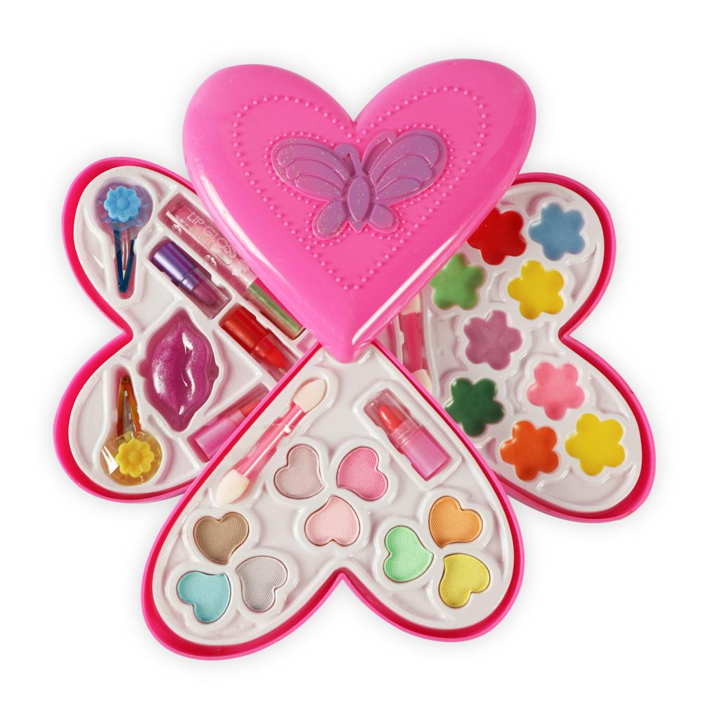 Декоративная косметика Beauty Angel Набор декоративной косметики Beauty Angel «Сердце» трехслойный base to beauty набор натуральной косметики beauty box relax гармония и равновесие