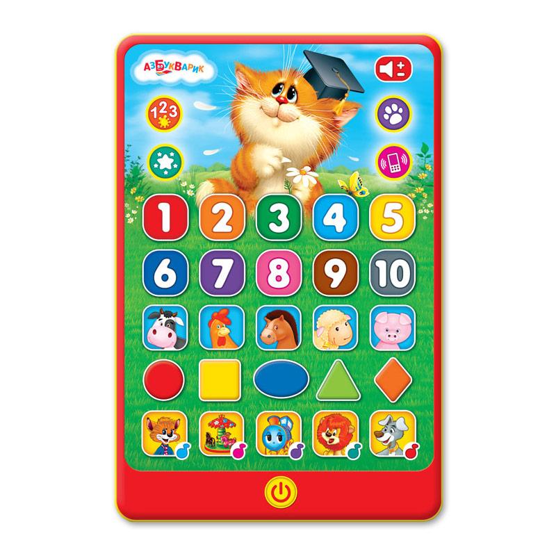 Планшетик Азбукварик Веселые знания планшет азбукварик планшетик музыкальная ферма 30014080741