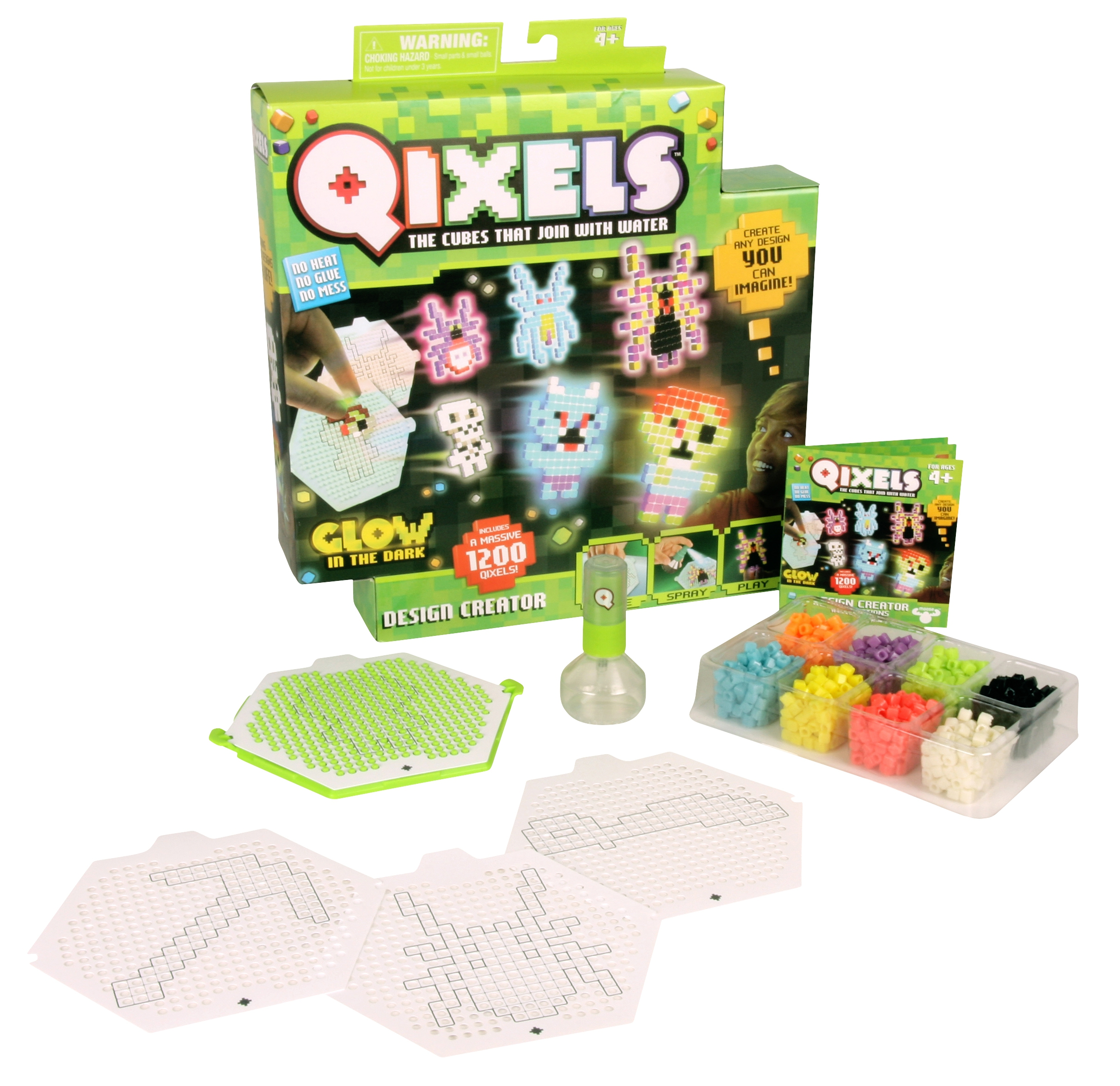 Набор для творчества Qixels Дизайнер