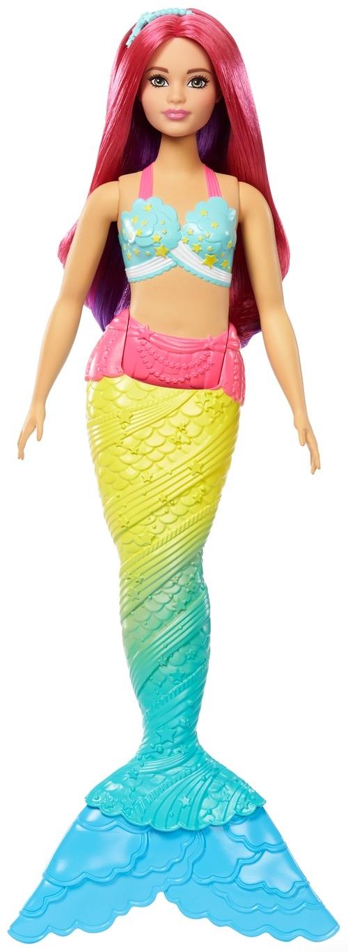 Barbie Barbie Кукла Barbie «Волшебные русалочки» в асс. кукла barbie 2014 principessa