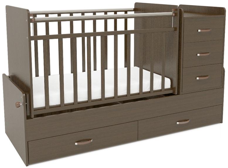 Кроватки СКВ-Компани 54403