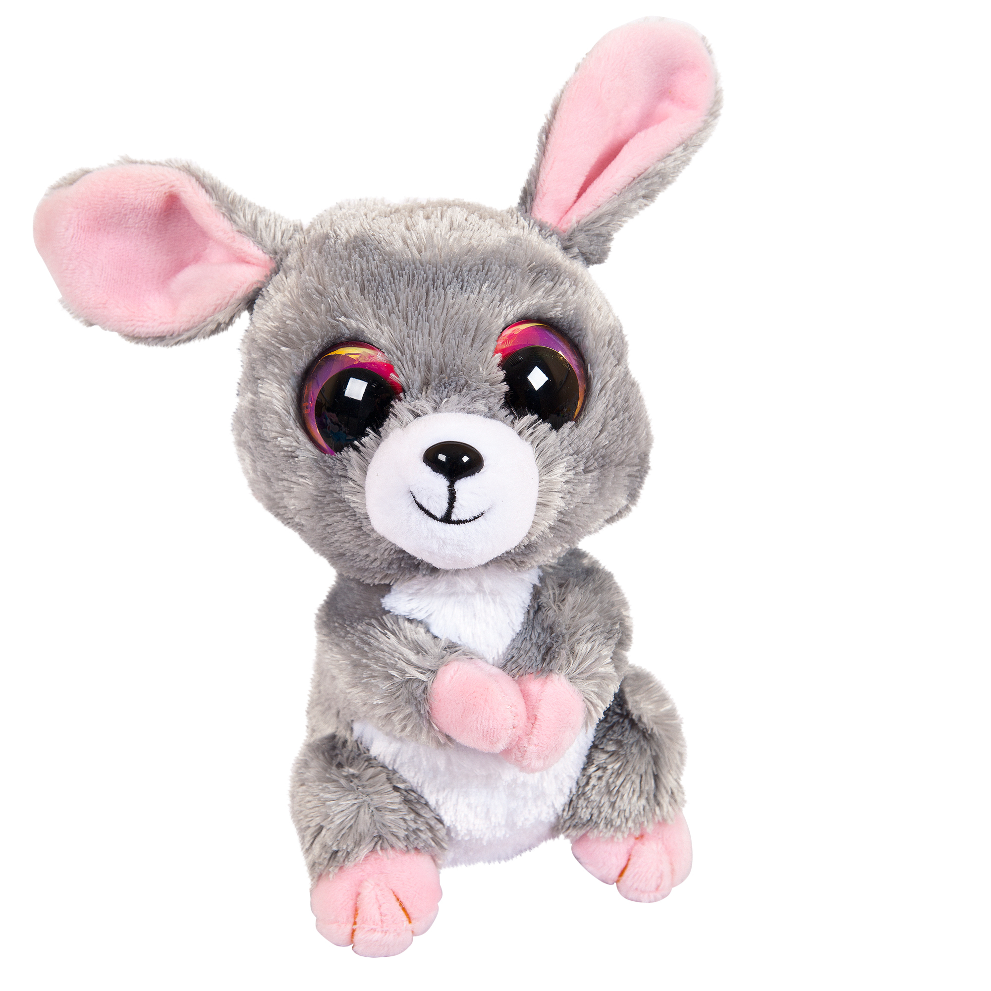 Мягкая игрушка Lumo Кролик Pupu lumo stars мягкая игрушка lumo stars волк woody 15 см серо зелёный