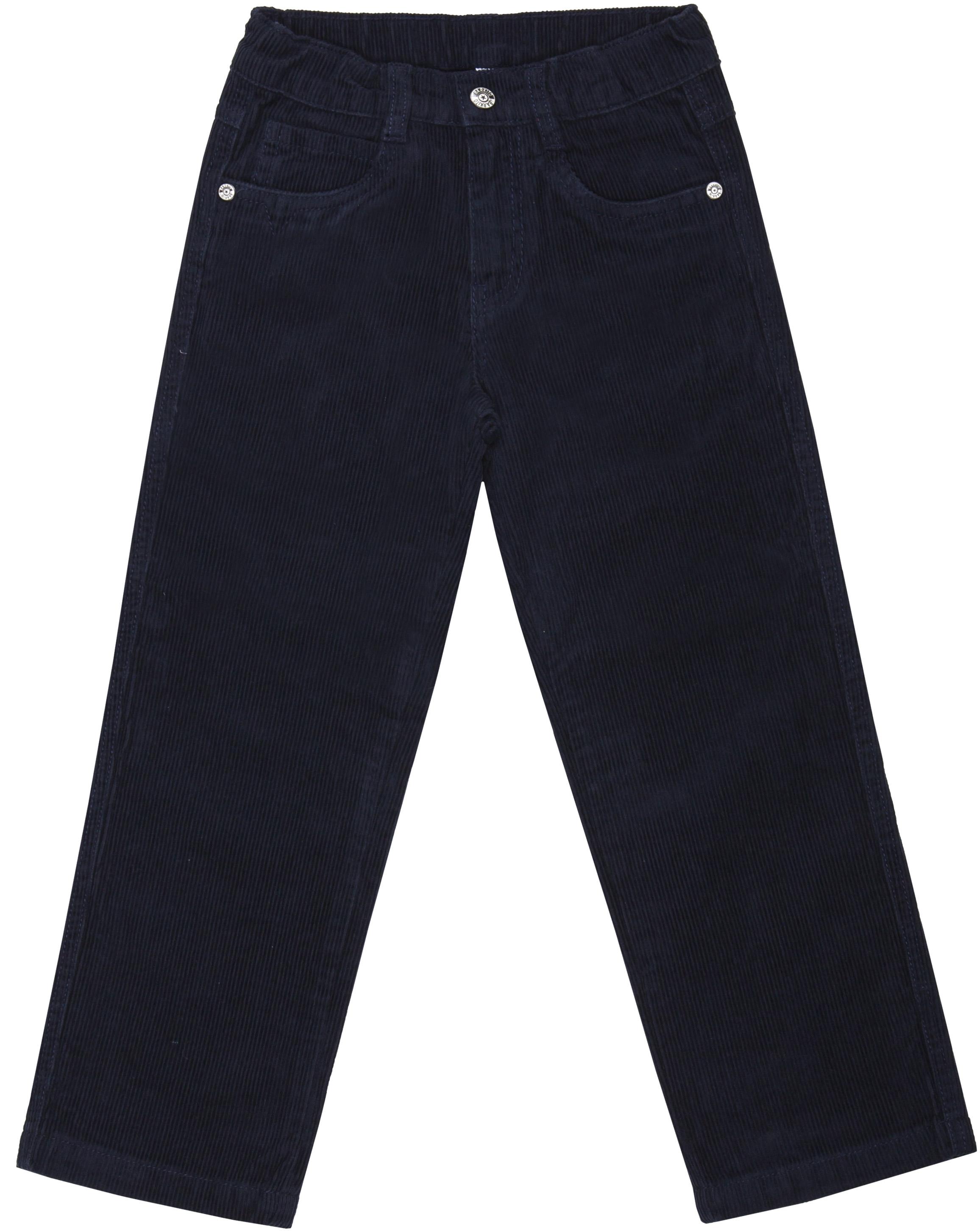 Брюки для мальчика Barkito W17B4001W(3) Корабль 1 синие addicted синие кашемировые брюки