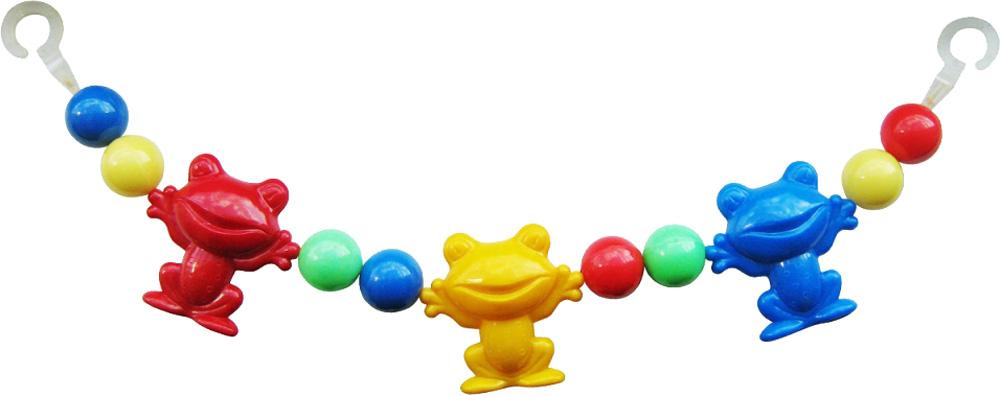 Фото - Игры и игрушки в дорогу Пластмастер Лягушата игры и игрушки в дорогу пластмастер подвеска на коляску пластмастер нежность