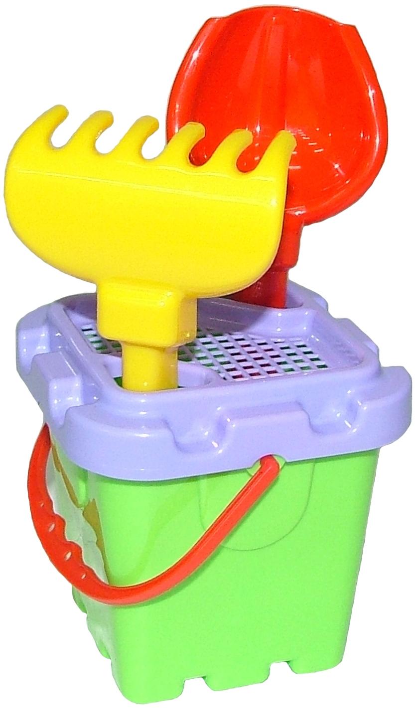 Игрушки для песка POLESIE N262 7130 набор для игры с песком полесье n262