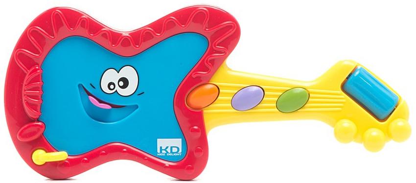 купить Гитара Kidz Delight Kidz Delight по цене 598 рублей