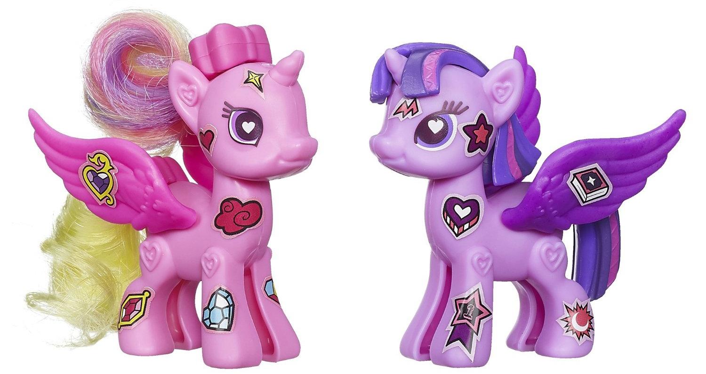 Игровой набор Hasbro Поп-конструктор My Little Pony Делюкс
