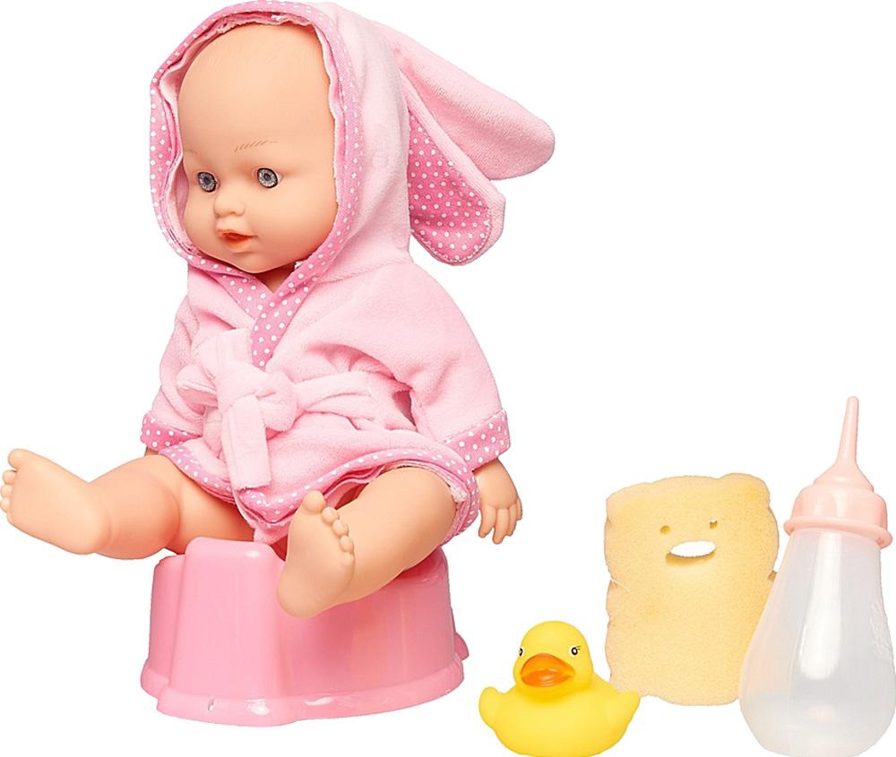 Кукла Наша игрушка Пошли купаться кукла bloopies кукла для купания коби 95595