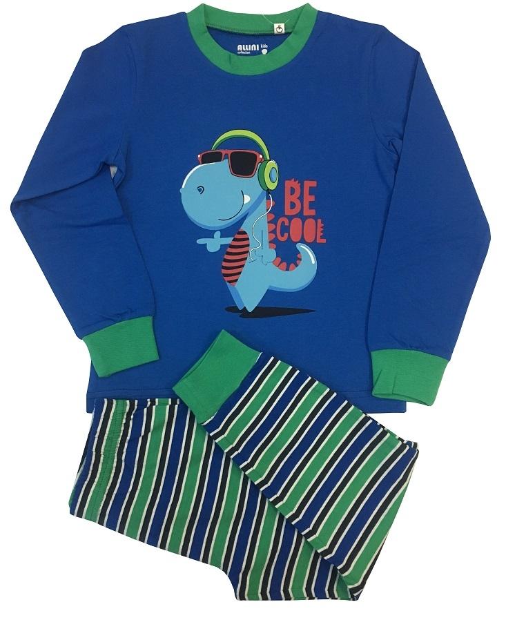 Пижамы Allini 31671 пижама с шортами с рисунком