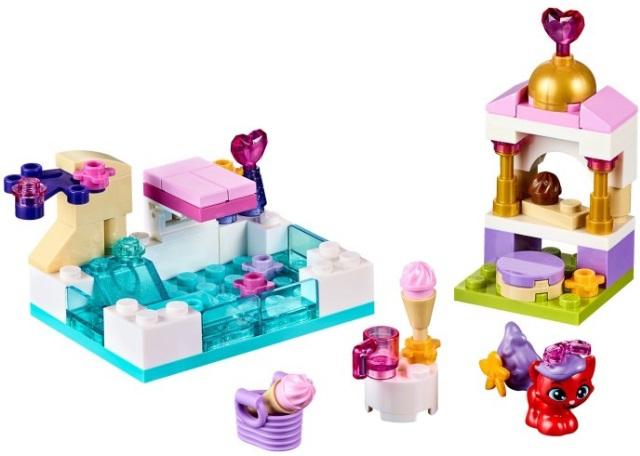 LEGO LEGO Disney Princess конструктор lego disney princess королевские питомцы жемчужинка 41069
