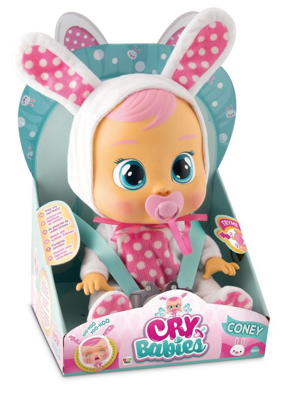 Интерактивные животные IMC toys «Cry Babies» Кони imc toys imc toys кукла интерактивная crybabies плачущий младенец дотти