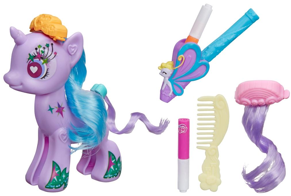 Фото - My Little Pony Создай свою пони. Пинки Пай daisy design аксессуар для девочек хвост пони пинки пай my little pony