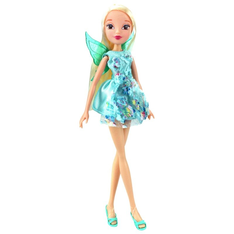 Кукла WINX CLUB Магическое сияние Стелла кукла winx club диско стелла