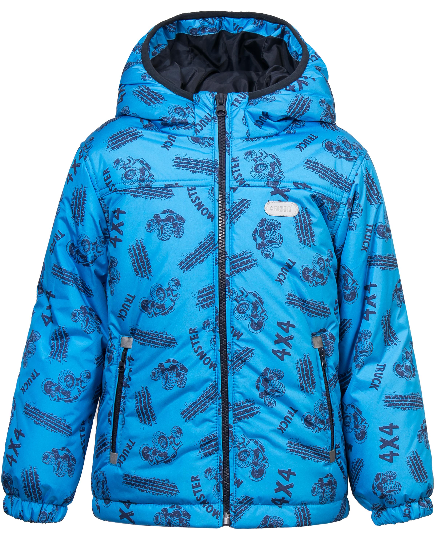 Куртка осенняя Barkito для мальчика