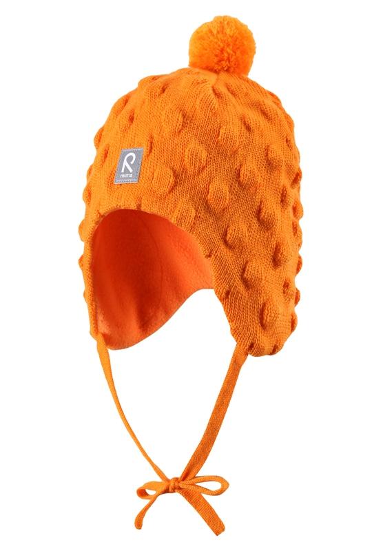 Шапка Reima Beanie, Danica orange promotion 6 7pcs crib cot baby bedding sets red lovely bedding set 120 60 120 70cm