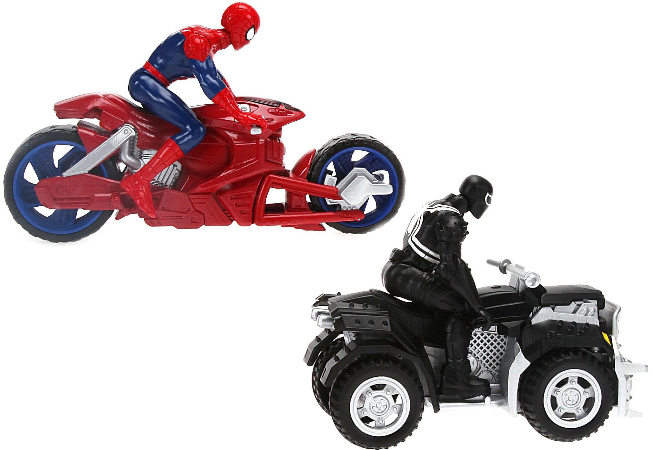 Spider Man Spider-man Игровой набор Spider-Man «Боевая машина Человека-Паука» в асс. корпус corsair obsidian series 350d window cc 9011029 ww page 5