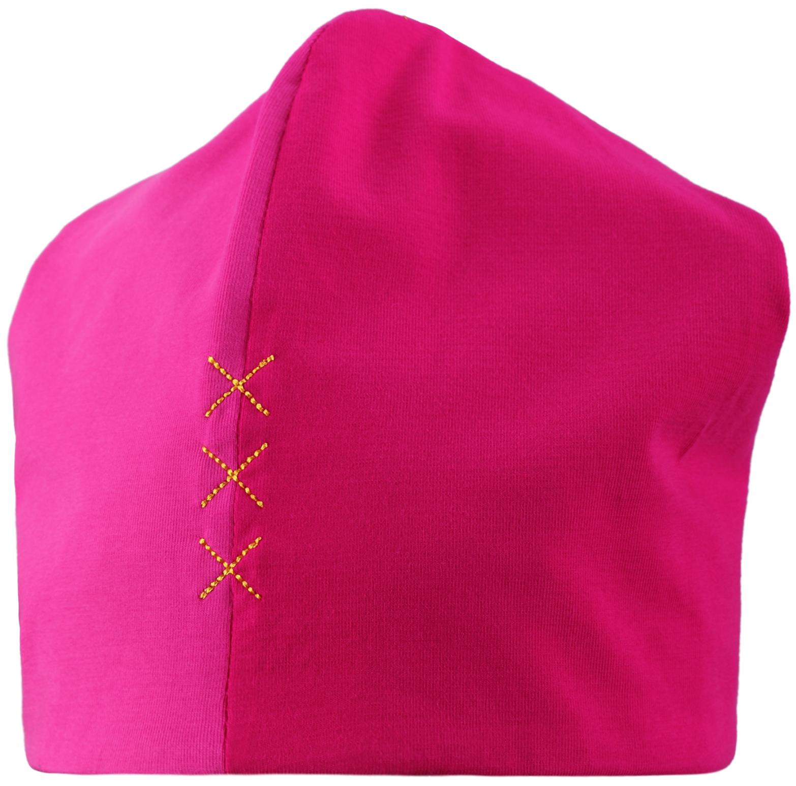 Головные уборы Reima Tyrolite розовый головные уборы reima aqueous розовый