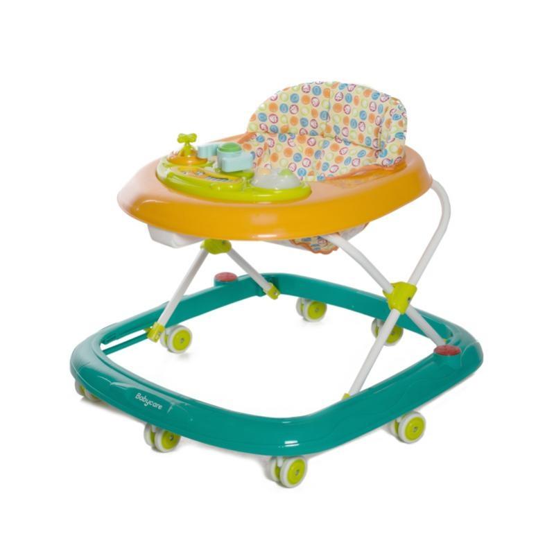 Ходунки и прыгунки для малышей Baby Care Corsa ходунки и прыгунки baby care prix черный