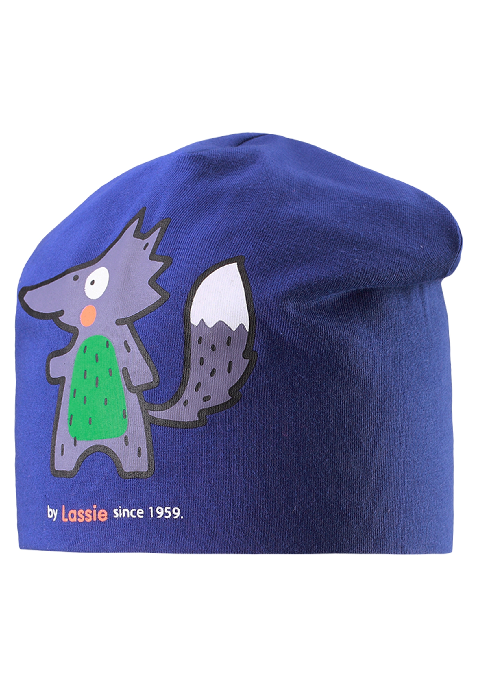 Головные уборы Lassie by Reima Шапка для мальчика Lassie by Reima, синий lassie by reima шапка для девочки lassie by reima