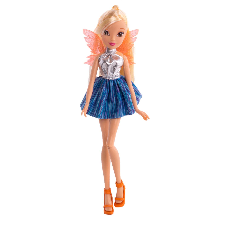 Кукла WINX CLUB «Рок-н-ролл. Стелла» 31 см winx club кукла winx club рок н ролл лейла