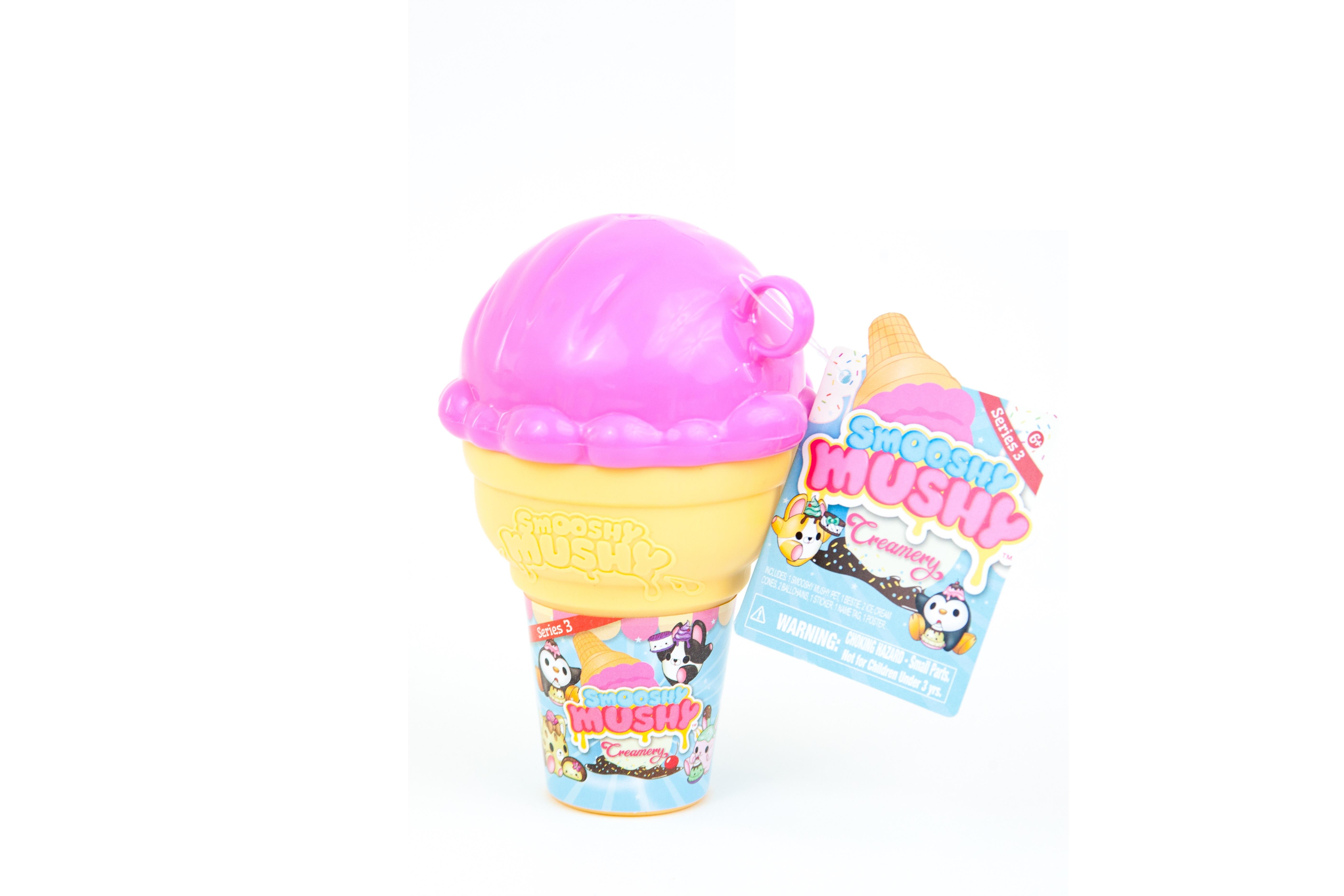 Игрушка Smooshy Mushy «Питомец» 3 серия smooshy mushy игрушка антистресс smooshy mushy core питомец 2 серия