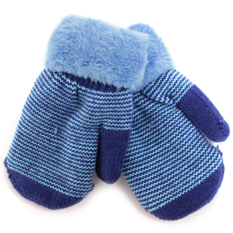 варежки перчатки и шарфы elodie details варежки 103224 103219 Варежки и перчатки Принчипесса Варежки детские Принчипесса, синие-голубые