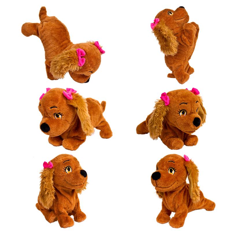 Интерактивные животные IMC Интерактивная игрушка IMC «Собака Lucy» интерактивная игрушка imc собака lola