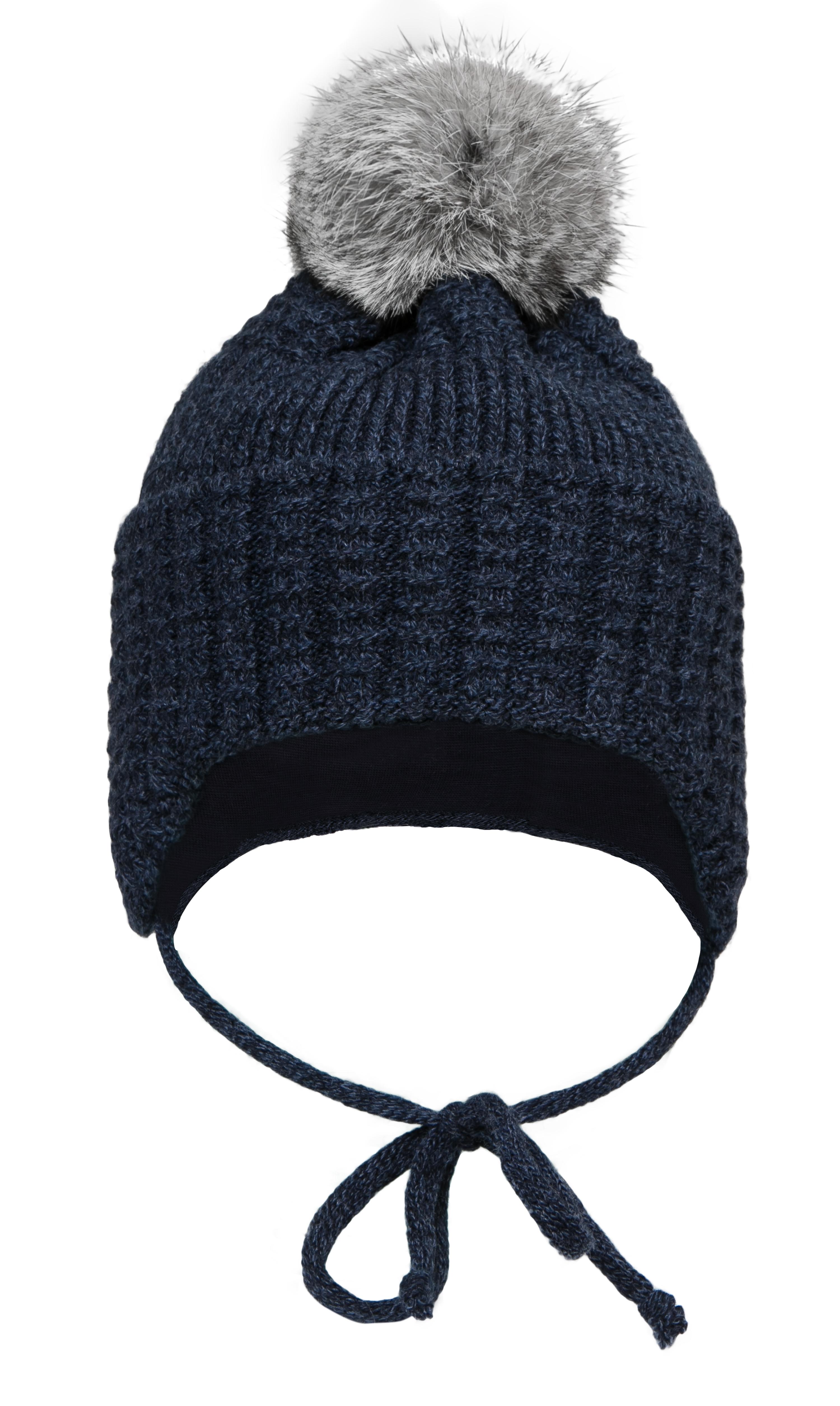 Шапка (ушанка) Barkito W18B4007A шапка ушанка для мальчика barkito темно синяя с рисунком в полоску