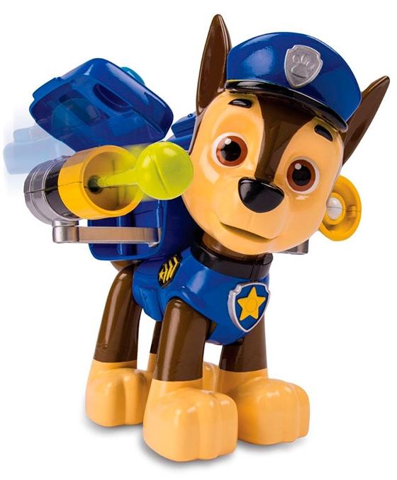 Рюкзаки и мешки для сменки Paw Patrol Большой щенок с рюкзаком-трансформером Paw Patrol игровой набор paw patrol два щенка в домике 16660 mar