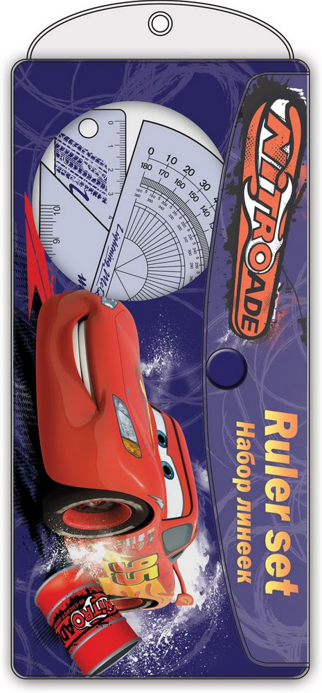 Пеналы и наборы Cars Набор канцелярский Disney Cars 7 пр. qhe 3 in 1 usb 2 0 hub 3 port usb hub with sd tf mico sd card reader