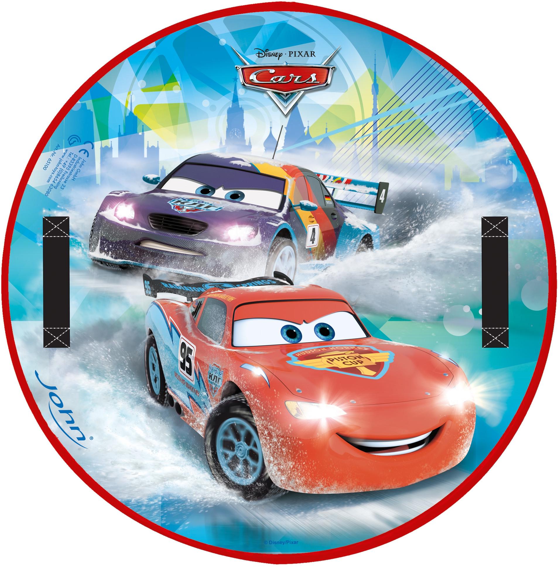 Машинки круглая картинка