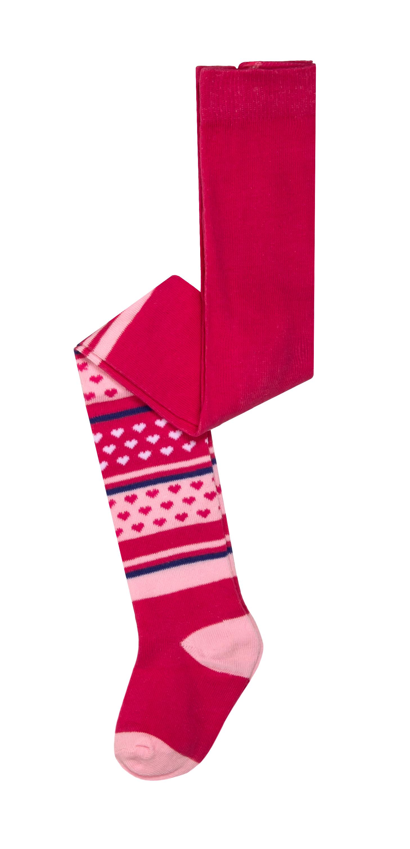 Колготки Barkito Колготки для девочки Barkito, фуксия колготки носки гетры bossa nova колготки для девочки 9307